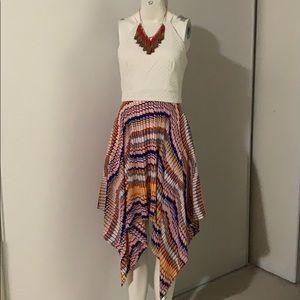 Bisou Bisou halter style dress